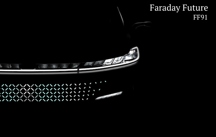 FF91 от Faraday Future