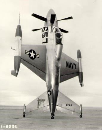 Lockheed-XFV