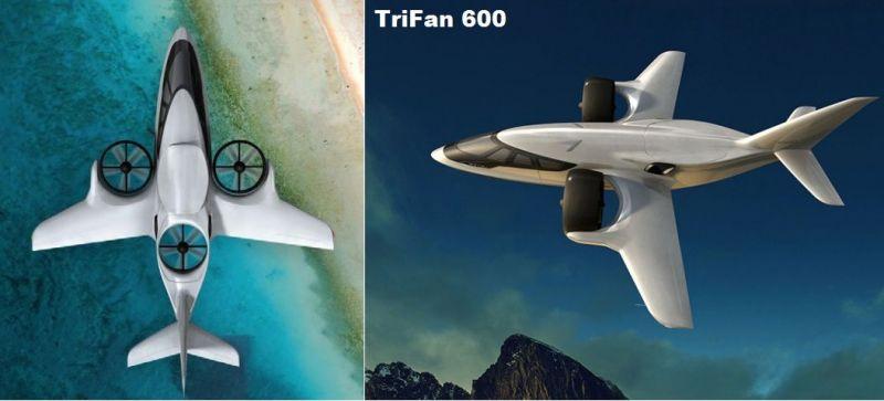 TriFan-600