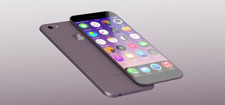 iPhone 7  из композитных материалов