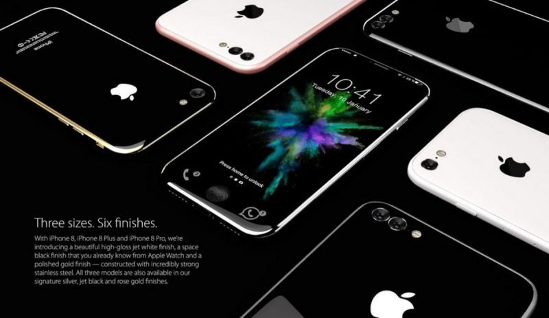 iPhone-8-glass-many