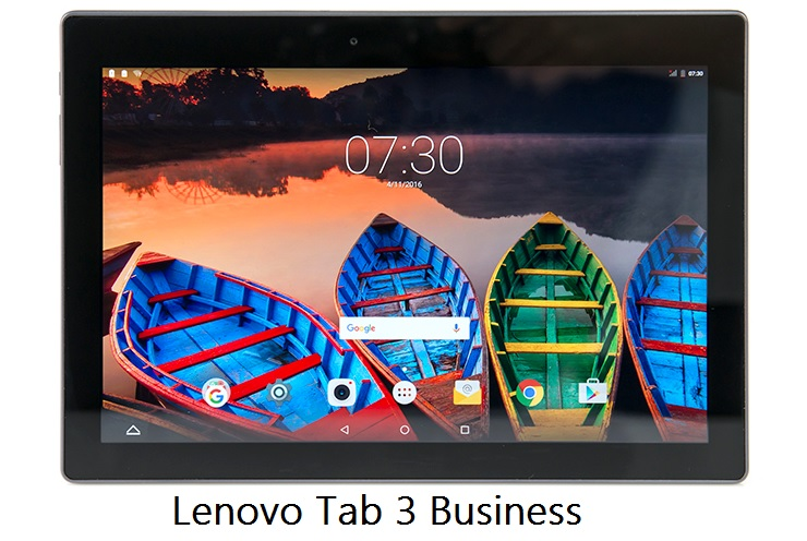 Lenovo Tab 3 Business