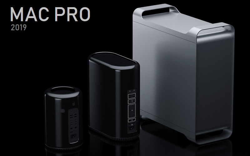 Новый Apple Mac Pro 2019