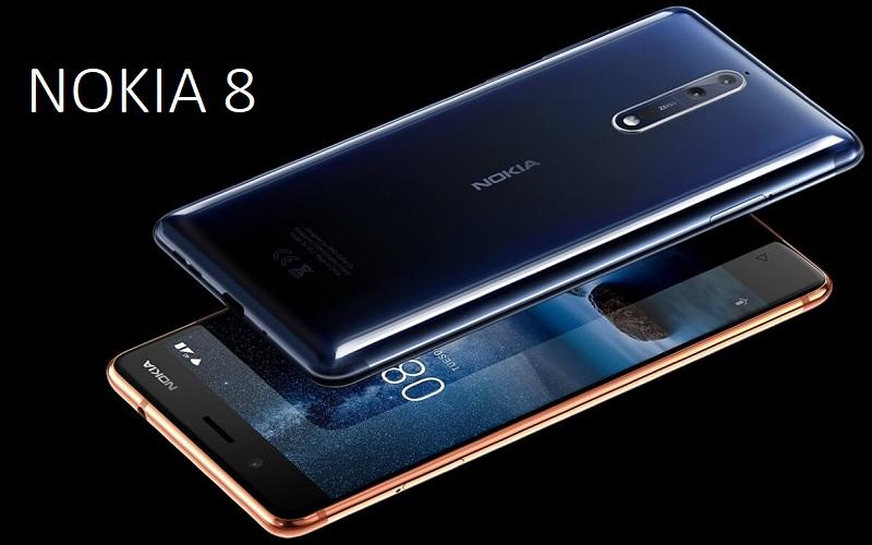 Nokia 8: характеристики и цена в сравнении с конкурентами - Новые  технологии | Cовременные технологии