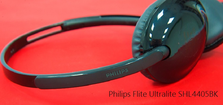 Philips Flite Ultralite SHL4405BK