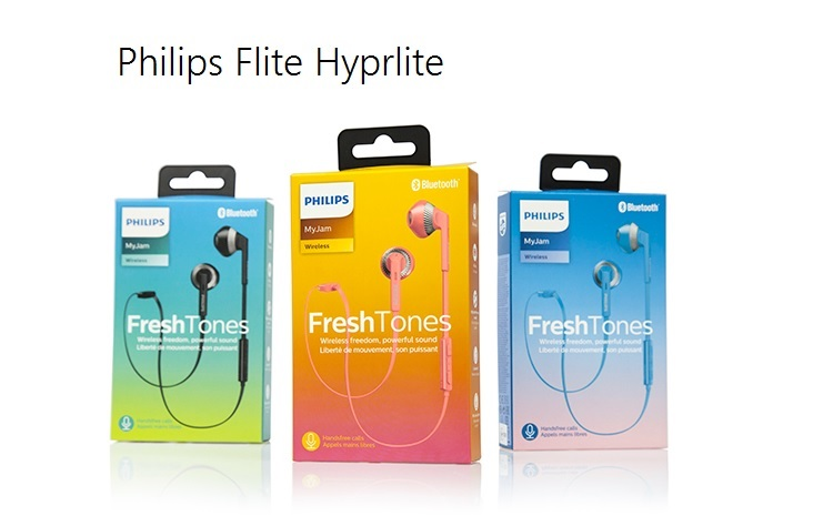 Philips MyJam Fresh Tones