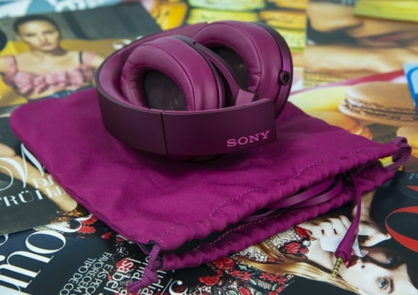 Sony MDR 100A