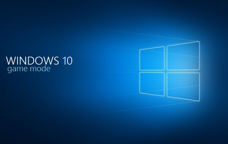 Игровой режим Windows 10