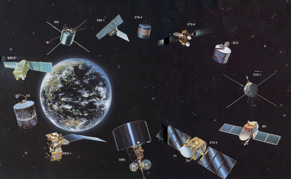 Современные искусственные спутники земли доклад 9466