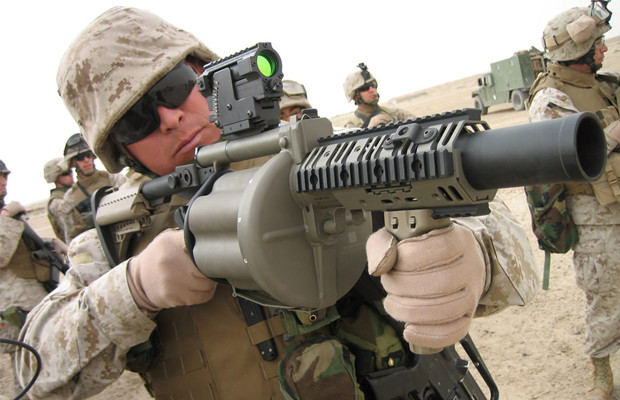 M32-Multiple-Grenade-Launcher