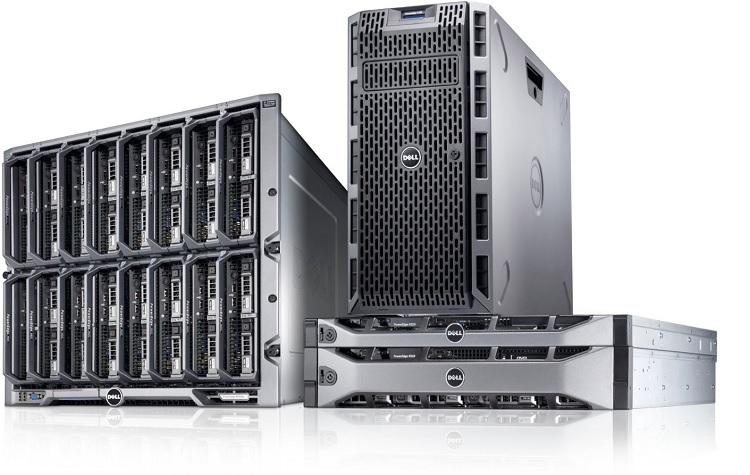 Сервер DELL PowerEdge
